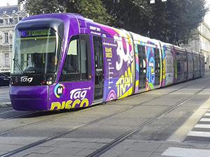 Anniversaire du tramway à Grenoble - Agence Événementielle Imaé