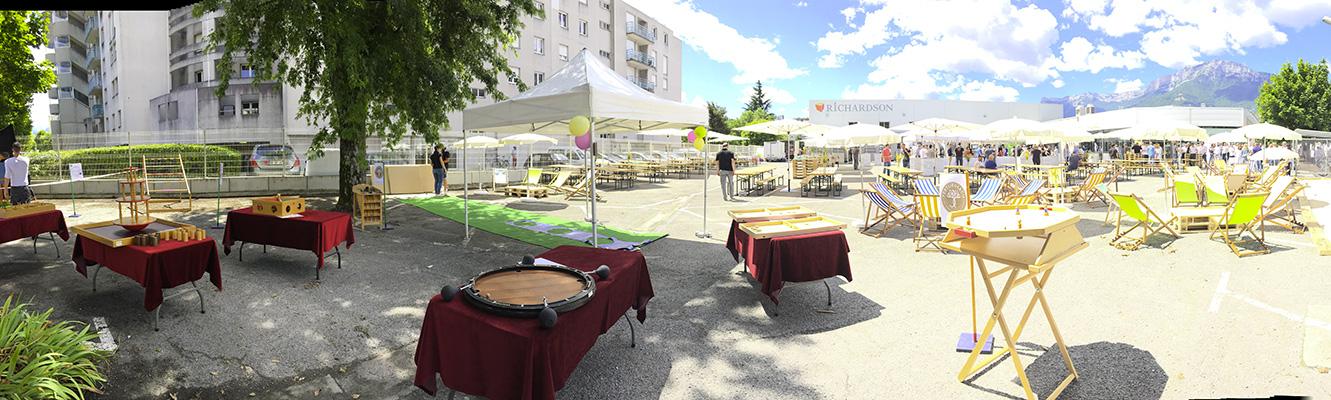 Anniversaire d'entreprise à Grenoble - Agence Événementielle Imaé