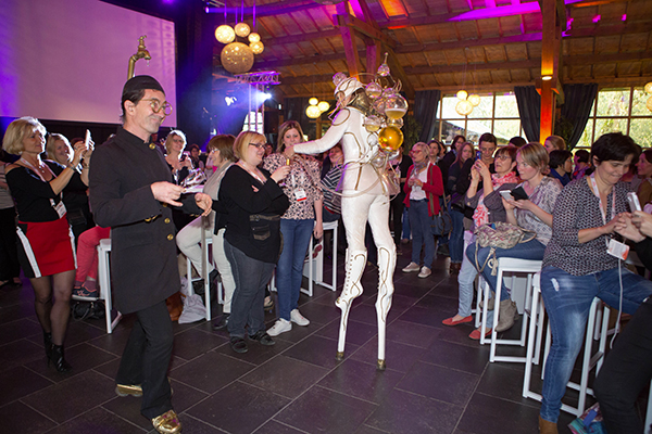 Conférence soirée de gala à Lille - Agence Événementielle Imaé