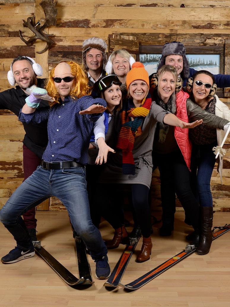 Séminaire et cohesion à Chamonix - Agence Événementielle Imaé