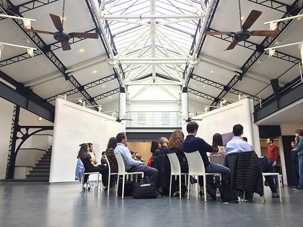 Séminaire stratégique à Paris - Agence Événementielle Imaé